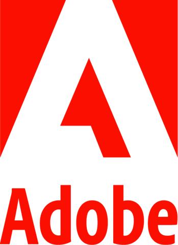 Adobe Systems logo and wordmark