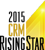 2015 CRM Rising Star award