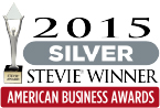 2015 Silver Stevie Winner American Business Awards