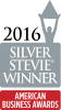 2016 Silver Stevie Winner American Business Awards logo