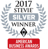 2017 Stevie Silver Winner American Business Awards logo