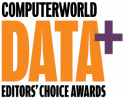 Computerworld Data+ Editors' Choice Awards logo
