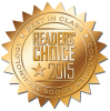 Consumer Goods Readers' Choice 2015 award