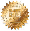Consumer Goods Readers' Choice 2016 award