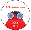 CRM Watchlist Elite 2015 logo