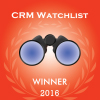 CRM Watchlist Winner 2016 logo