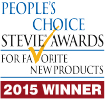 People's Choice Stevie Awards for Favorite New Products 2019 winner