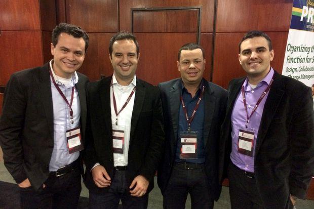 Implementation Team Claudenir Chinski, Elton Beletatti, Daniel Fernando and Fabio Freitas