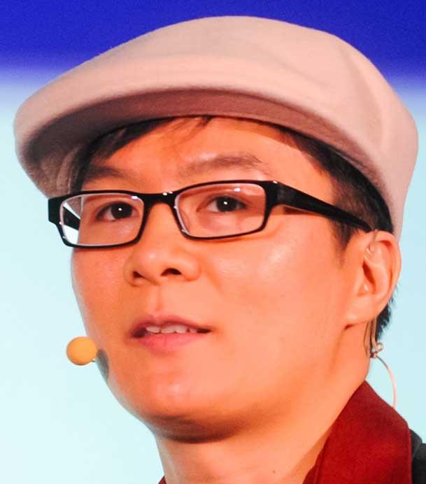 Headshot of Michael Wu Chief AI Strategist at PROS