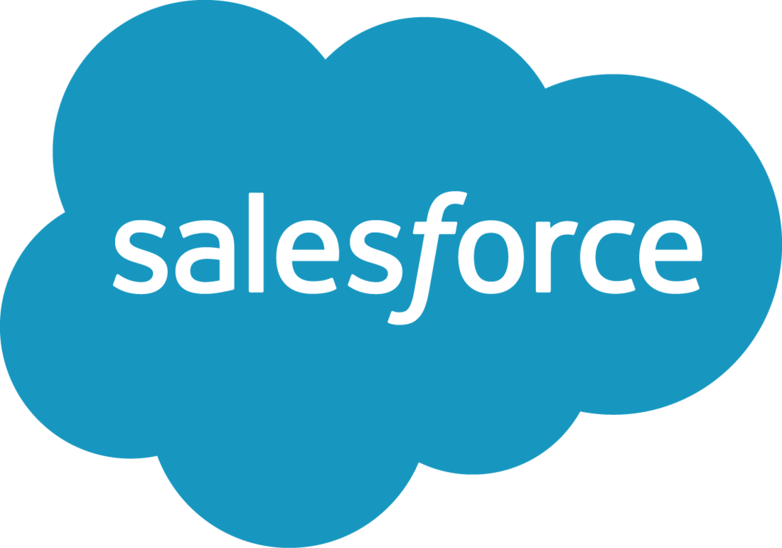 Salesforce Logo Png
