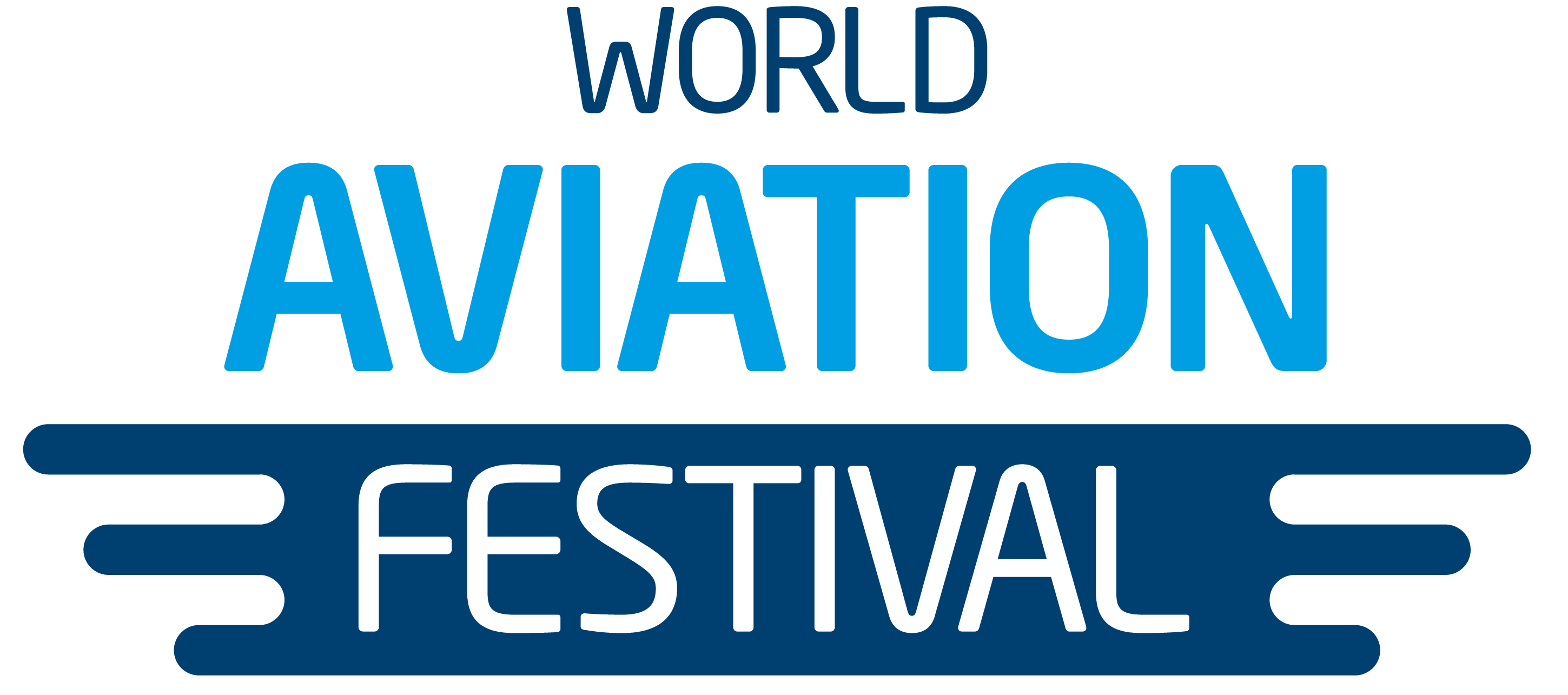 World Aviation Festival Logo png