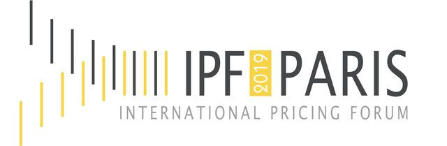 International Pricing Forum Paris 2019 logo