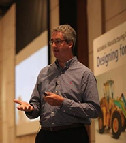 Richard Blatcher, Director, Industry Marketing & Business Intelligence, PROS