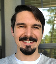 Brandon Robinson, UX Designer II, PROS